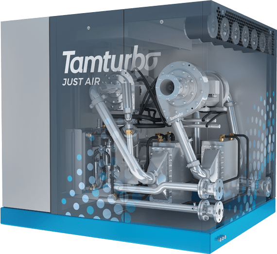 Touch-Free Turbo Compressors – Tamturbo