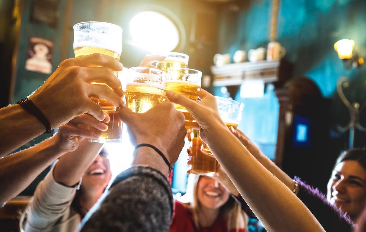 производство и потребление пива