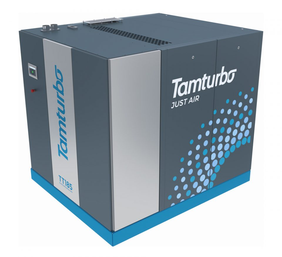 Tamturbo medium pressure turbo compressor TT185